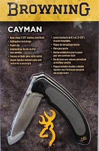 Nůž Browning Cayman  - 1