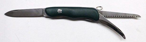Nůž Mikov 115XH3 Venator - zelený