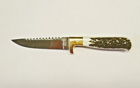 Nůž pevný Bareš č. 27