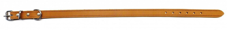 Obojek B&F GRAZL 14104 koňak 50cm