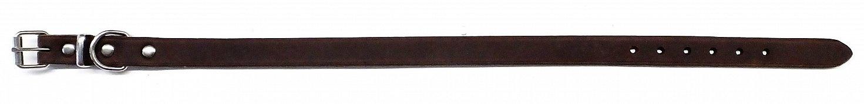 Obojek B&F ZUBR 14104Z hnědý 50cm