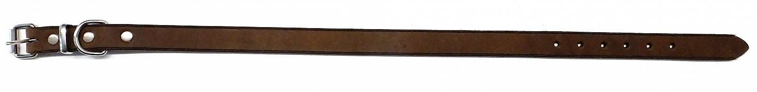 Obojek B&F ZUBR 14104Z khaki 50cm