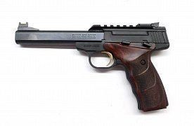 Pistole Browning Buck Mark Plus Rosewood r. 22LR