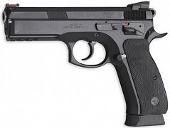 Pistole CZ 75 SP - 01 Shadow
