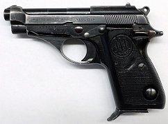 Pistole samonabíjecí Beretta mod. 71 r. 22 LR