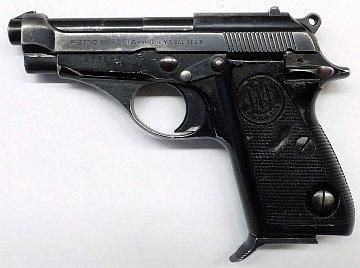 Pistole samonabíjecí Beretta mod. 71 r. 22 LR - 1
