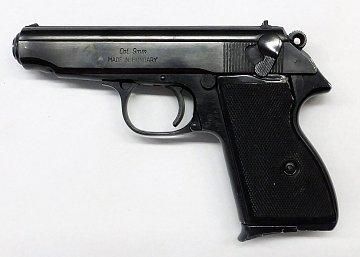 Pistole samonabíjecí FÉG PA-63 r. 9mm Makarov - 1