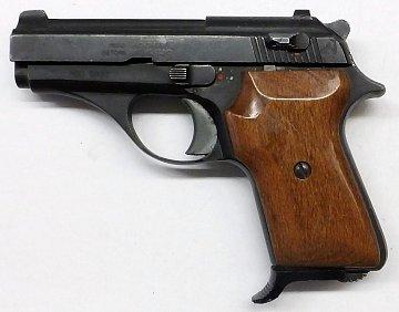 Pistole samonabíjecí TANFOGLIO r. 7,65 Br. - 1
