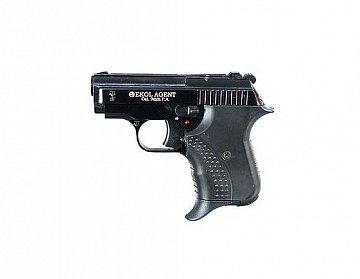 Plynová pistole EKOL AGENT černá cal. 9mm - 1