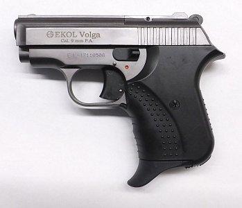 Plynová pistole EKOL AGENT titan cal. 9mm - 1