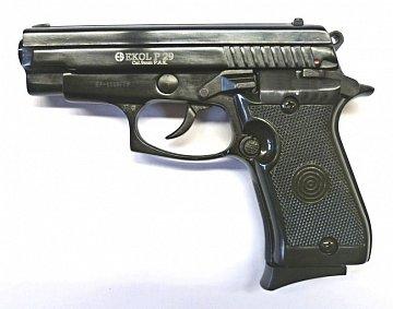 Plynová pistole EKOL P29 černá cal.9mm - 1