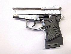 Plynová pistole ZORAKI 914 chrom cal. 9mm