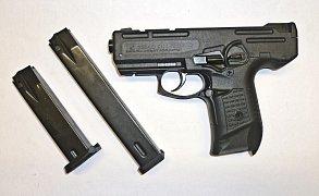 Plynová pistole ZORAKI Atak 925 cal. 9mm