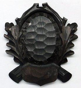 Podložka pod trofej srnec č. 124 tmavá - 1