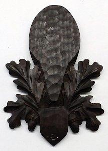 Podložka pod trofej srnec, šelma č. 103 tmavá - 1