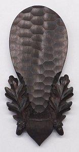 Podložka pod trofej srnec, šelma č. 110 tmavá - 1