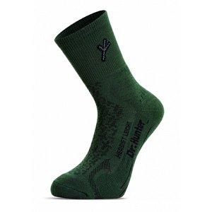 Ponožky Dr. Hunter DHH-L zelené vel. 37-38 - 1