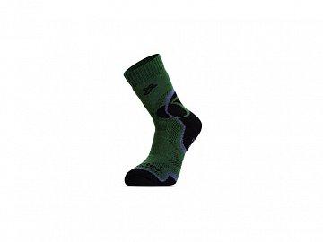 Ponožky Dr. Hunter DHW zelené vel. 37-38 - 1