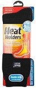 Ponožky Heat Holders Thermo dámské HH24 černé