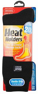 Ponožky Heat Holders Thermo dámské HH24 černé - 1