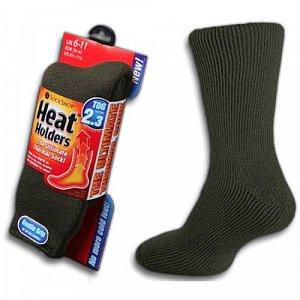Ponožky Heat Holders Thermo pánské HH04 zelené - 1