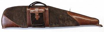 Pouzdro na pušku NOBIL HUNTING kaštanové - 1