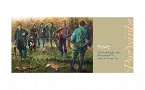 Pozvánka na lov Rembrandt - na společný lov