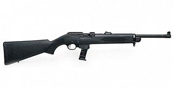 Puška samonabíjecí Ruger PC9 9mm Luger