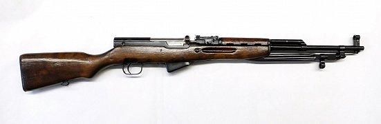 Puška samonabíjecí SKS Simonov r. 7,62x39