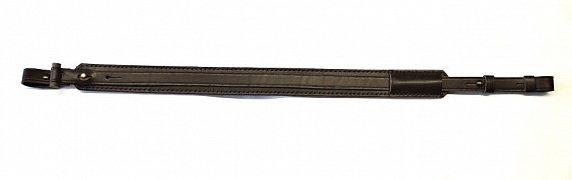 Řemen na zbraň Zubíček stahovací 4 cm podšitý gumou