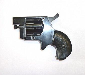 Revolver Ekol Arda černá r. 4mm Flobert - 1