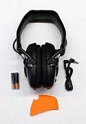 Sluchátka Browning XP elektronické černé