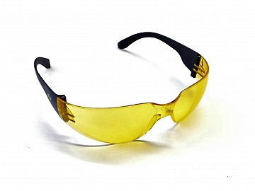 Střelecké brýle Artilux - žluté - 2
