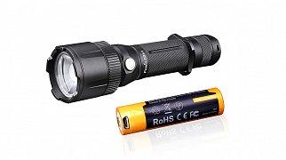 Svítilna Fenix FD41 zaostřovací + baterie