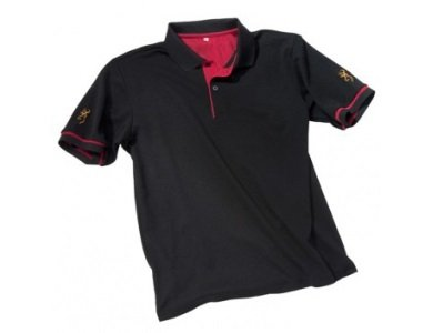 Triko Browning Polo Masters Pro Black 30157790 vel. 3XL