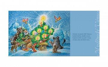 Vánoční blahopřání - 1
