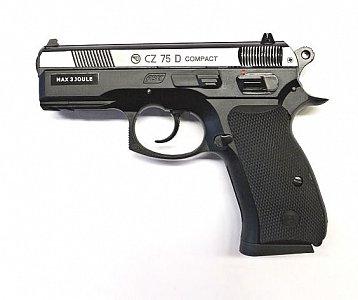 Vzduchová pistole CZ 75 D Compact Dual Tone - 1