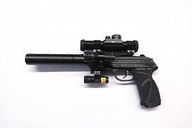 Vzduchová pistole GAMO PT85 Blowback