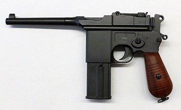 Vzduchová pistole GSG C96 Blowback r. 4,5mm - 1