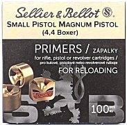 Zápalky S&B 4,4 SPMP Boxer 100 ks